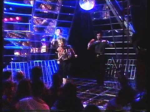 Appearing on Top Of The Pops