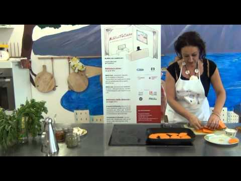 zucca arrostita