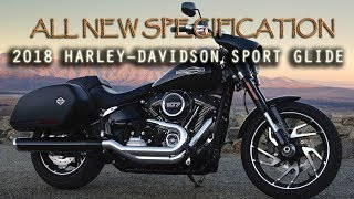9. ALL NEW SPECIFICATION 2018 HARLEY – DAVIDSON SPORT GLIDE