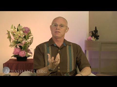 Adyashanti Video: Desire to Stay As the True Self is a Sure Sign that a Full Awakening Has Not Taken Place
