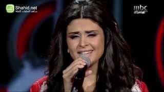 Arab Idol -الأداء - سلمى رشيد - ناويلك