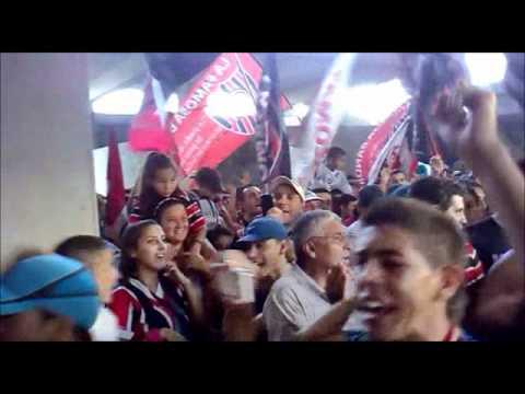 Video - Chacarita vs Atlanta - La Famosa Banda de San Martin - Chacarita Juniors - Argentina