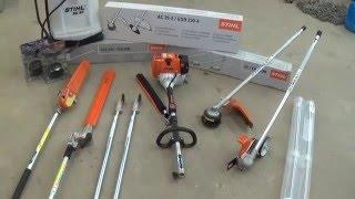 4. New Stihl Equipment 2.0