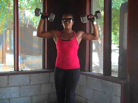 P90X (Shoulders and Arms Workout)
