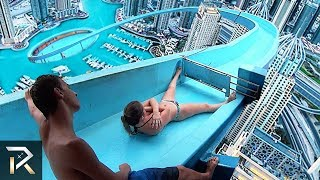 10 Wildest Waterslides You Can
