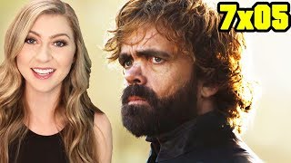 Game of Thrones 7x05 Eastwatch Recap & Review SUBSCRIBE for more Katie Wilson videos! http://bit.ly/subkatie GAME OF...