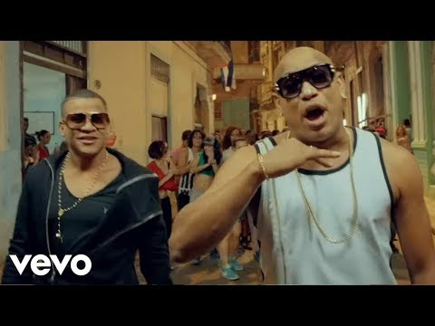 Gente De Zona - La Gozadera (Official Video) ft. Marc Anthony (Vergaramusic.com)