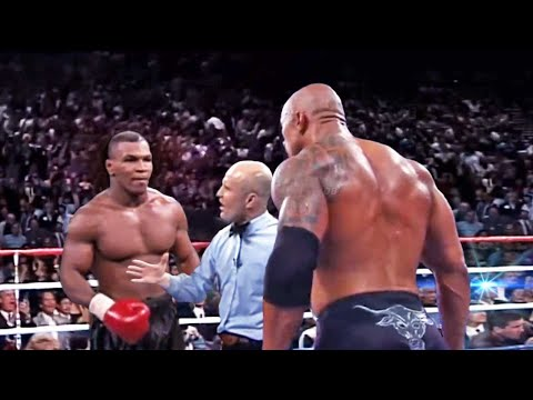 Mike Tyson - The KING of Boxing