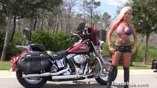 9. Used 2009 Harley Davidson Heritage Softail Classic Motorcycles for sale
