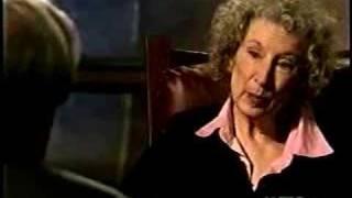 Margaret Atwood on Religion Part1/3
