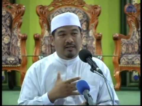 Pergantungan kepada Allah SWT – Ustaz Ahmad Dusuki Abd Rani – Muhasabah Diri – 03