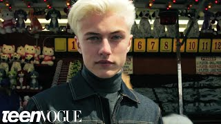 Video This Is What It's Like To Go on a Date to Coney Island with Lucky Blue Smith MP3, 3GP, MP4, WEBM, AVI, FLV April 2018