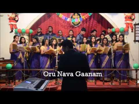 Video Oru Nava Gaanam Christmas Carols Performed by the Mangalore Mar Thoma Church Choir. download in MP3, 3GP, MP4, WEBM, AVI, FLV January 2017