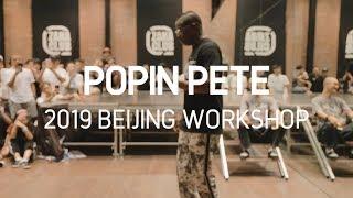 Popin Pete – Dance Vision vol.7 WorkShop