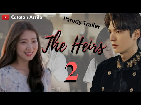 [ENGSUB]  THE HEIRS 2 - Parody/Fanmade