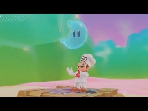 Super Mario Odyssey - Luncheon Kingdom Gameplay (Gamescom 2017)