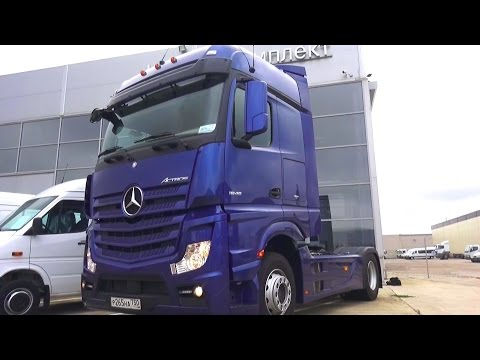 Мотор мерседес грузовик фотография