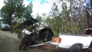 10. How To Load a Polaris Ranger into a Truck Bed