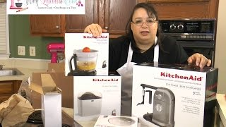 Amy's Pre-Birthday Haul ~ KitchenAid ~ Amy Learns to Cook