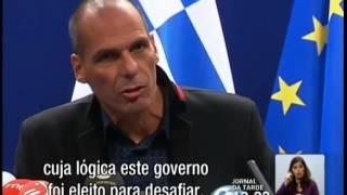 Grécia enfrenta ultimato dos parceiros do Eurogrupo Sem acordo no Eurogrupo, os gregos têm quatro dias e uma única opção: pedir um prolongamento do programa ...