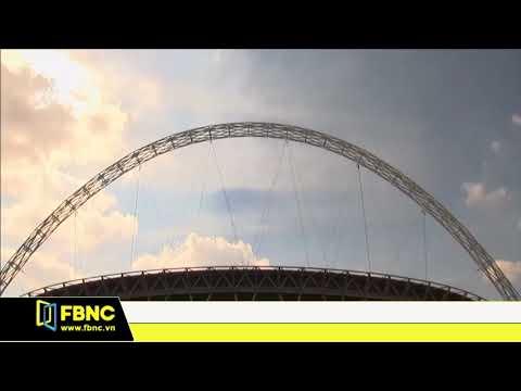 Hiệp hội bóng đá Anh bán sân vận động Wembley cho tỉ phú Mỹ