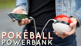 PokémonGO: Pokéball-Powerbank   TRYTRYTRY