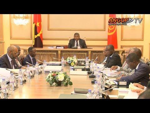 Executivo aprecia proposta do OGE para 2018