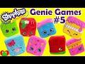 Genie Games 5 Name the Shopkins Cuddle Cubes
