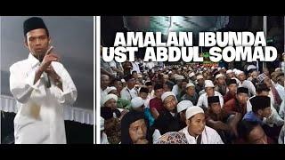 Video Ceramah Ust Abdul Somad [Meninggalnya Ibunda UAS] Kisah Amalan Hj Rohana Part 2 MP3, 3GP, MP4, WEBM, AVI, FLV Maret 2019