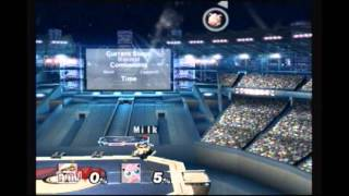 Project M – Wario Up-B OHKO on Jigglypuff (Similar to Melee Roy)
