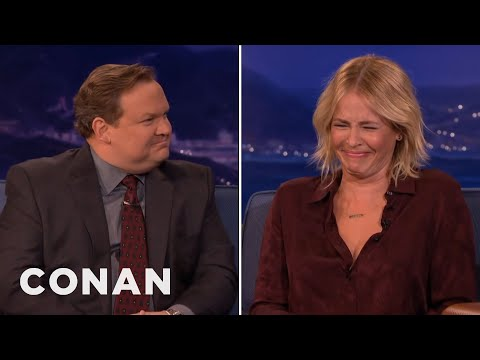 Chelsea - When Chelsea lobs a fat joke at Conan's sidekick, Andy is ready with the perfect comeback... More CONAN @ http://teamcoco.com/video Team Coco is the official YouTube channel of late night...