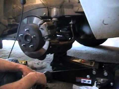 how to change a brake globe toyota camry auto 2005