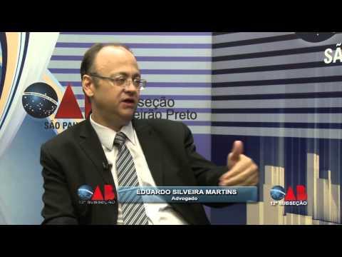 OAB TV onLine Feres Sabino, da Comissão de Relações Institucionais