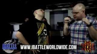 iBattle Worldwide | J.R. Slander vs. godAWFUL