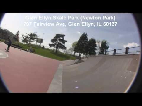 Glen Ellyn IL Skate Park 707 Fairview Ave Glen Ellyn IL 60137