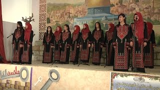 تربية طولكرم تنظم مهرجان الموسيقى في مدرسة العدوية