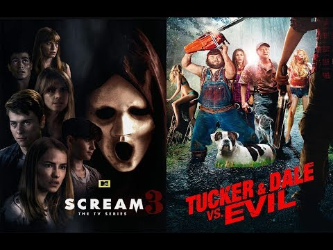 WHAT HAPPENED TO SCREAM SEASON 3 AND TUCKER AND DALE VS THE EVIL SEQUEL?