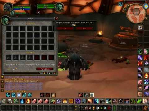 World of Warcraft UBER GM Skills