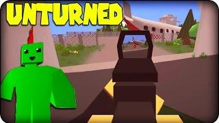 Unturned - Minecraft meets DayZ - Zombie Survival Game!