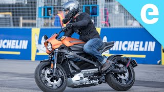 6. Test Ride: Harley-Davidson LiveWire electric motorcycle