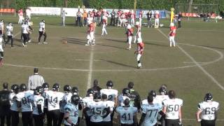 Season 2014 week 3 HAMMERS vs 65ers
