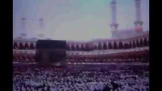 صلاة عيد الاضحى 1413هـ من الحرم المكي الشريف