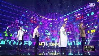 Download Video WINNER - 'MILLIONS' 0113 SBS Inkigayo MP3 3GP MP4