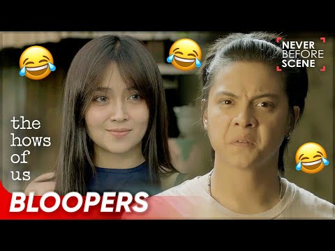 'The Hows of Us' Bloopers 🤣🤣 | Kathryn Bernardo and Daniel Padilla | Never Before Scene
