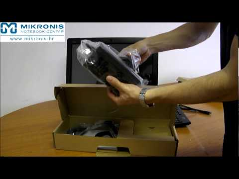 Unboxing HP TouchSmart Elite 7320 AiO PC