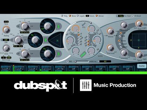 Logic Pro Tutorial – Dubstep Style Wobble Bass Pt 1 w/ ES2 – Matt Shadetek
