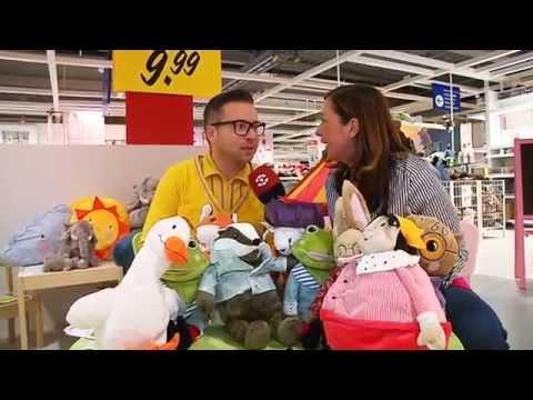 1 Euro für Bildung: Neue Stofftier-Kampagne bei IKEA Dresden