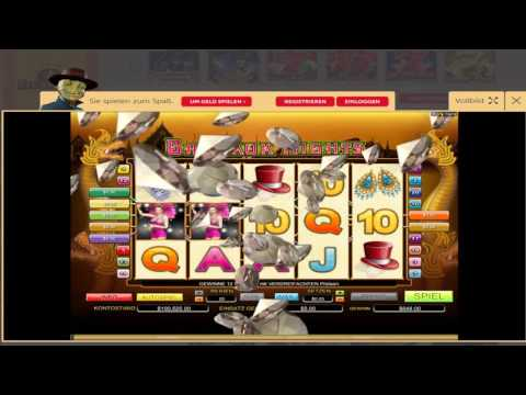 5 € Spin-Einsatz, 648€ Big Win mit Risiko-Funktion im Elcarado Bangkok Nights Online Casiono Slot
