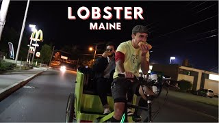 Loading Up on Lobster in Portland, Maine   ALL NIGHTER by Tastemade