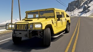 The Crew 2 - Hummer H1 Alpha 2006 (Custom) - Open World Free Roam Gameplay (PC HD) [1080p60FPS]